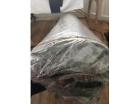 Artificial grass 7mm thick brand new roll 2m by 7m