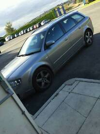 AUDI A4 FOR SALE!