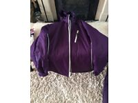 Ski jacket, trousers and gloves - ladies -new