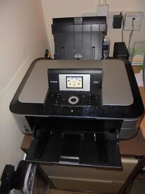 Canon Pixma MP630 printer/scanner with some spare manufacturers inks