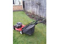 Briggs and Stratton self propelled lawn mower for sale
