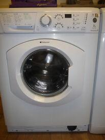 Hotpoint Aquarius Washing Machine - 7KG - 1200 RPM