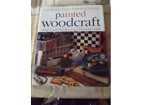 Painted woodcraft - 25 step-by-step projects to decorate your home