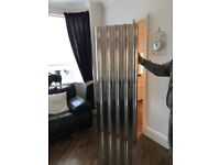 Tall vertical modern radiator