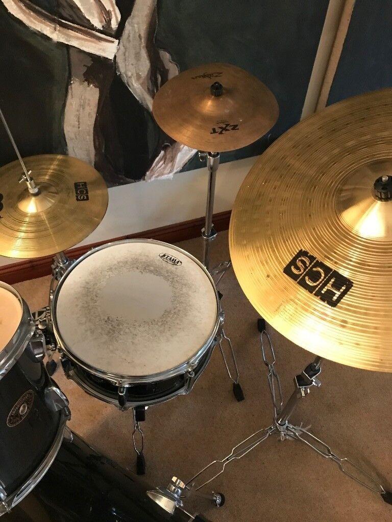 Tama Imperial Star drum kit