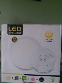 VIPMOON LED Ceiling Light, 18W