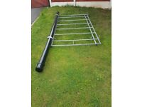Heavy Duty Roof Rack, Ford Transit Connect van