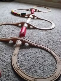 Ikea train sets and trains