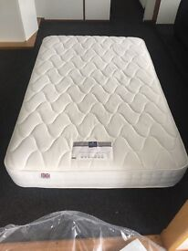 Rest Assured Small Double Memory Foam with Springs Mattress