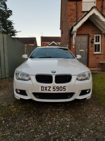 2011 BMW 320D MSport Coupe