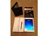 iPad Mini 2 RETINA DISPLAY 32gb, Case + Glass Screen Protector Cover - Excellent Condition - BOXED