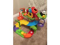 VTech Toot Toot Animals panda tree house