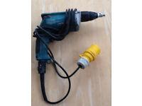 Makita drylining screw gun
