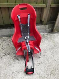 Child seat for Adult bike