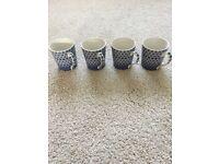 Denby Monsoon mugs
