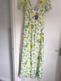 Oasis size 8 Dress new with tags Rrp £80