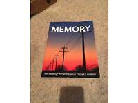 Memory - Psychology University Textbook