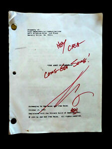 Original-Army-of-Darkness-Script-Autographed-by-Bruce-Campbell