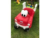 Children's fire truck perfect condition hardly used