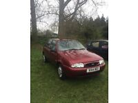 Ford Fiesta Zetec for spares