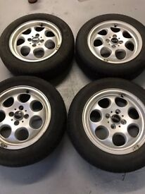 "Mini 15"" Alloys"
