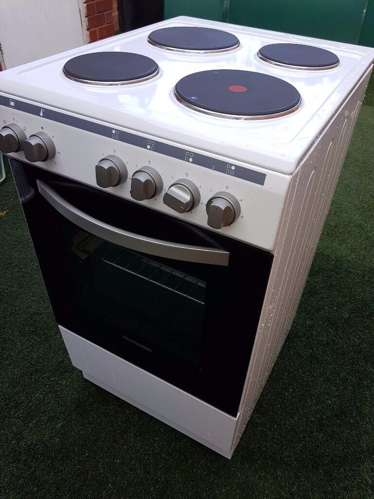 ELECTRIC COOKER WITH OVEN (NEW)