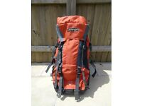 Vango Sherpa 50+10s Rucksack / Bag ideal for Hiking, Travelling, Camping etc...