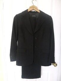 Black Jaeger Trouser Suit