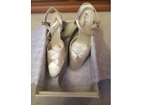 Freya Ivory Satin Shoes