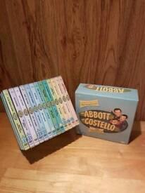 Abbott & Costello The Collection DVD Box Set