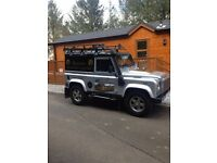 for sale this swb landrover 2198cc 2014