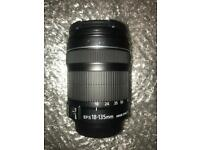Canon EF‑S Zoom Lens for Canon EF‑S ‑ 18‑135mm
