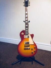 les paul guitar and amp £85 cash