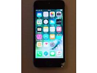 Apple iPhone 5s - 32GB - Space Grey (EE) Smartphone - Grade B bundled with charger