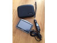 TomTom GO 530 Sat Nav with carry case and car charger