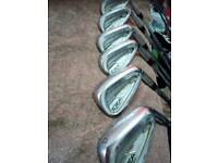 Adams pro gold forged irons