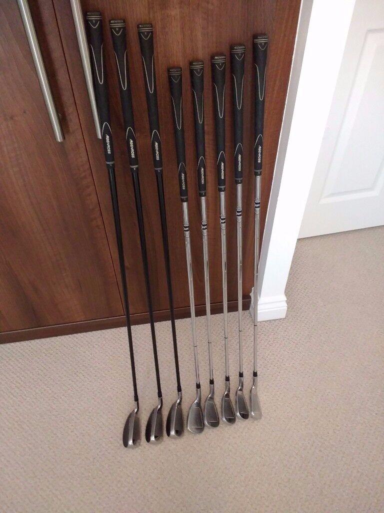 Ben Ross golf clubs