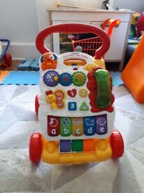 Vtech first stage baby walker