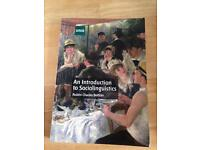 An introduction to sociolinguistcs Paperback – by Rubén Chacón Beltrán (Author)