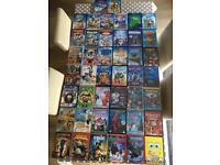 44x kids DVDS