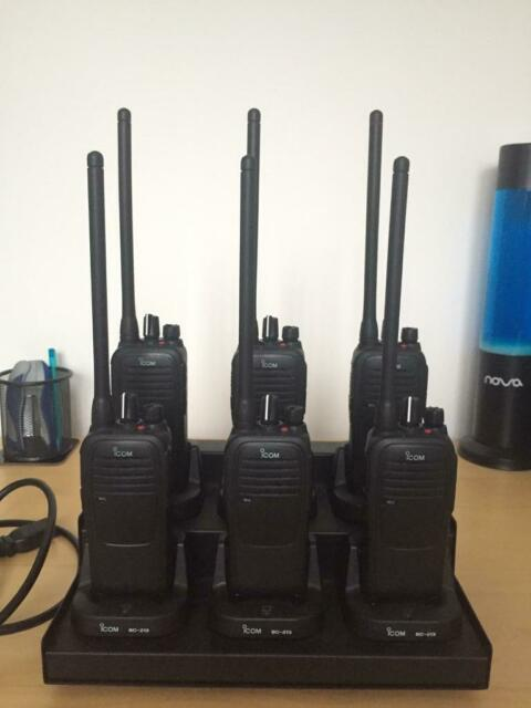 Icom IC-F1000 VHF Professional Two Way Radios X 6 | in Kirkstall, West  Yorkshire | Gumtree