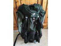 Karrimor rucksack 65l