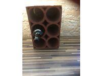 Wine rack Brick