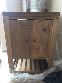 Bathroom sink unit/ cupboard