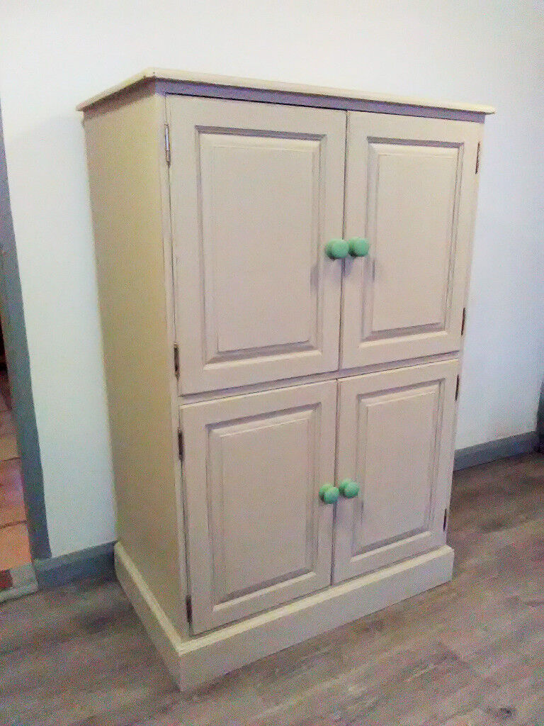 Childs size wardrobe refurbished