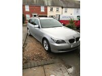 BMW 525d Estate. 2008. Immaculate condition. FSH. Service upto date.