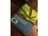 C3 Edexcel maths