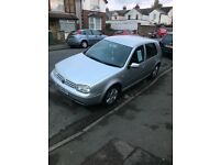 2002 Golf GTI immaculate condition low miles