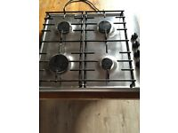 Bosch gas hob and built in electric oven and grill