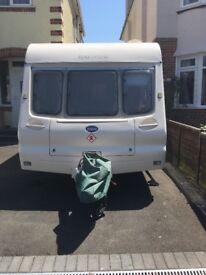 2000 Bailey Ranger caravan for sale